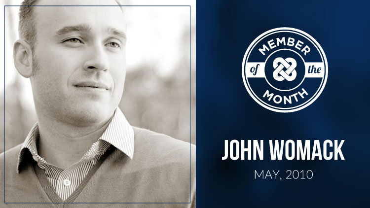 MLSP® Member of the Month – John Womack