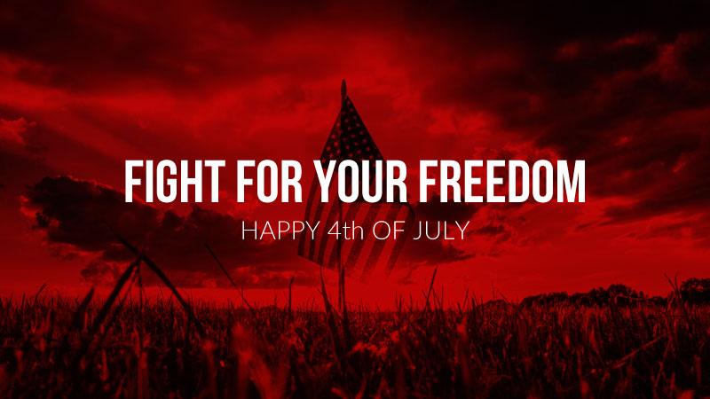 FREEEEEEEEEDOM!!!