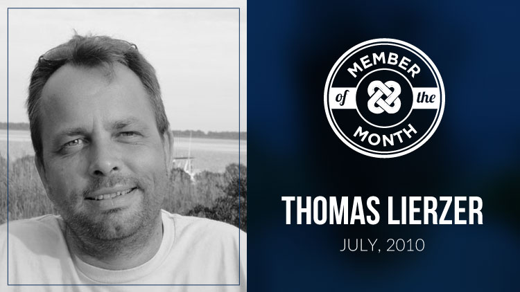 MLSP® Member of the Month – Thomas Lierzer