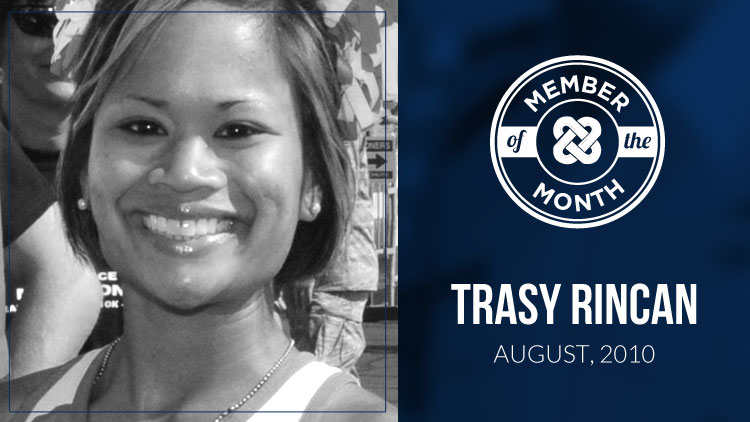 MLSP® Member of the Month – Trasy Rincan | August 2010