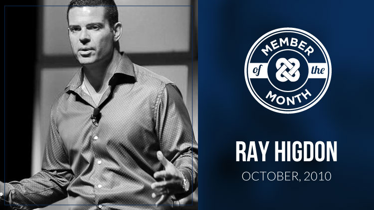 MLSP® Member of the Month – Ray Higdon | October 2010