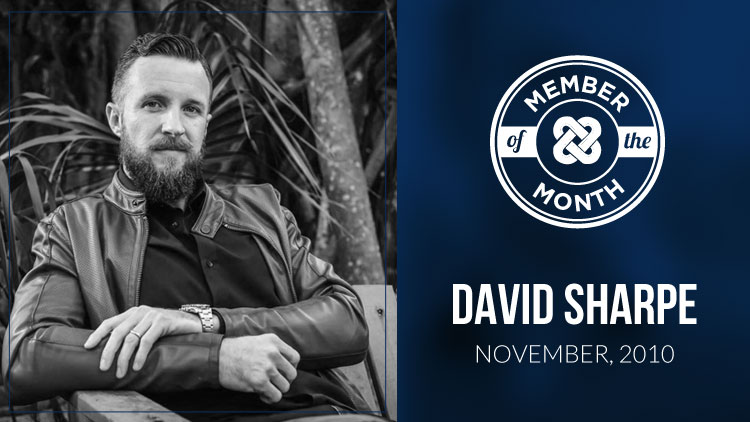 MLSP® Member of the Month – David Sharpe | November 2010