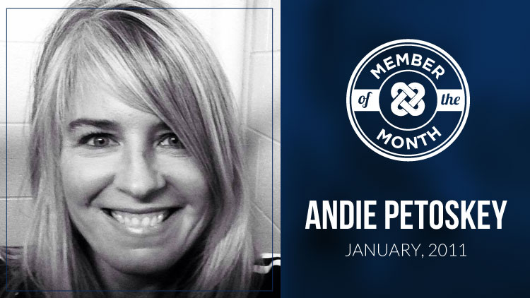 MLSP® Member of the Month – Andie Petoskey | January 2011