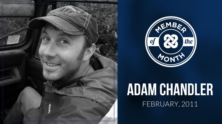 MLSP® Member of the Month – Adam Chandler | February 2011