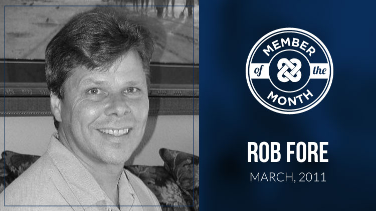 MLSP® Member of the Month – Rob Fore | March 2011