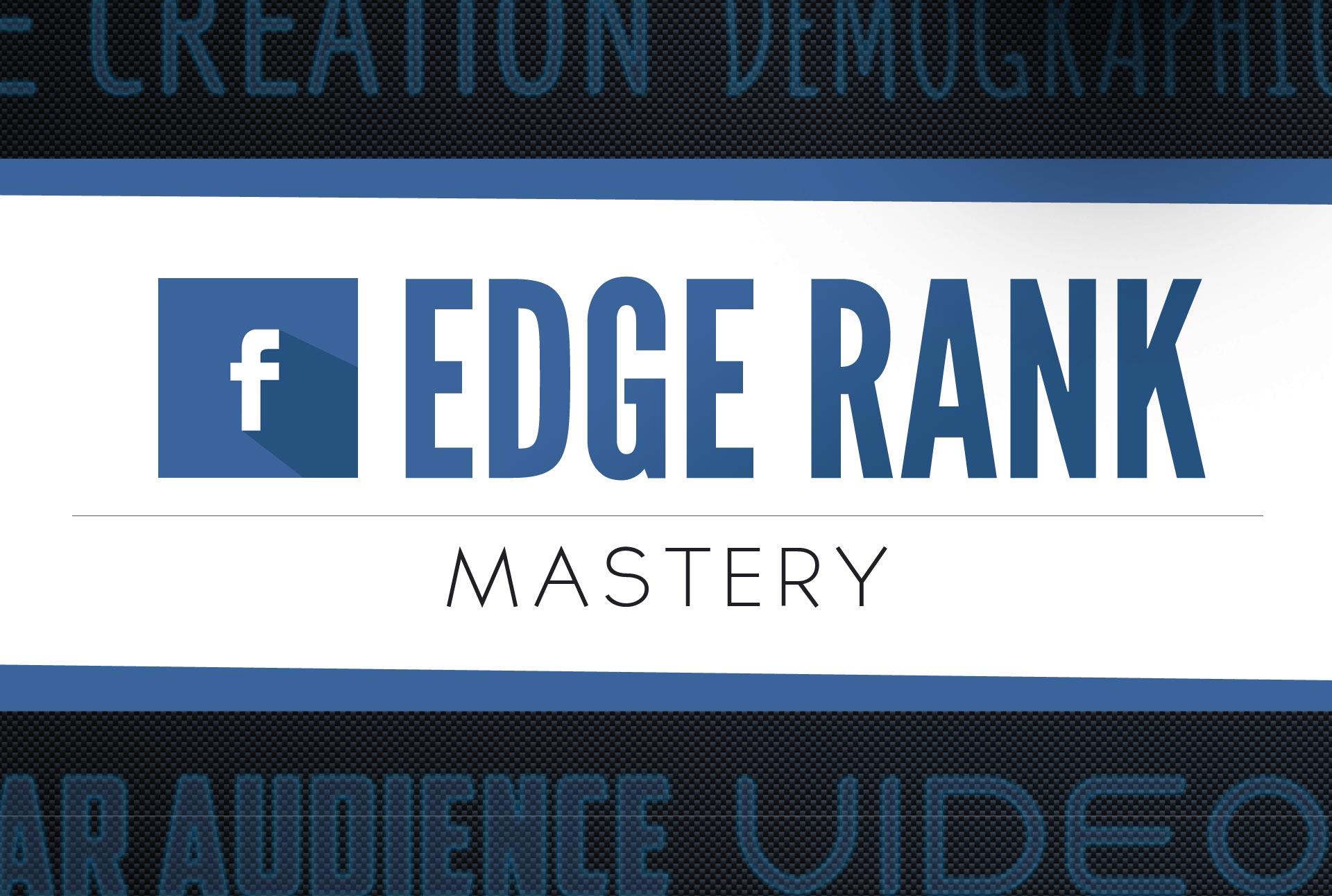 Demystify Facebook EdgeRank