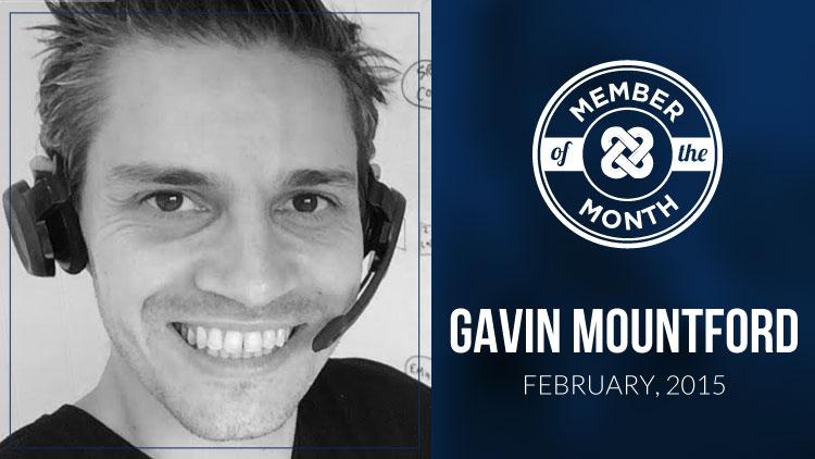 Gavin Mountford
