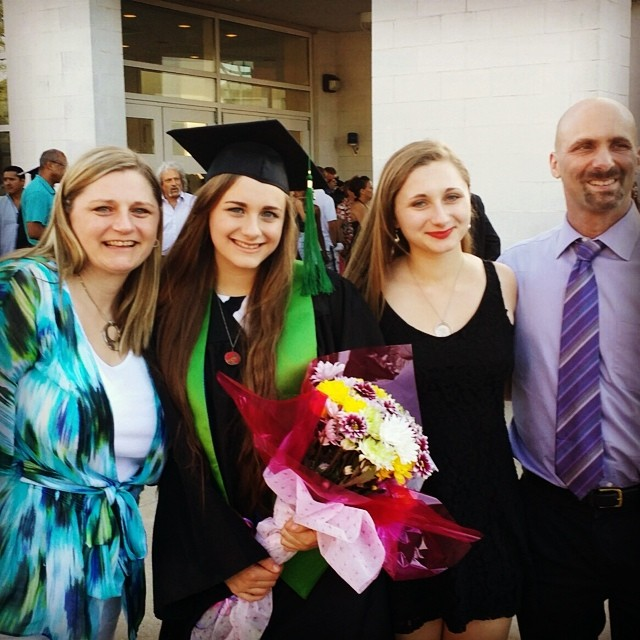 Diane Hochman's family