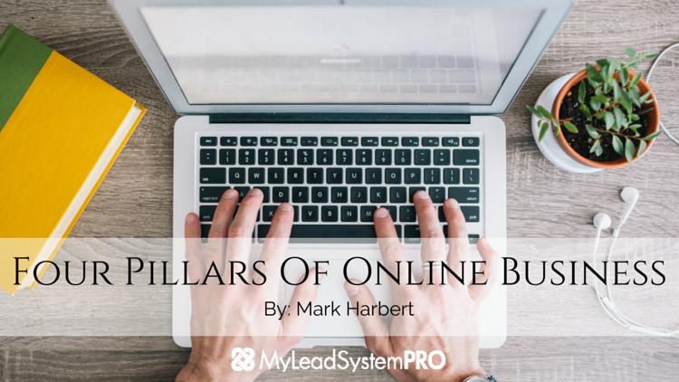 4 Pillars Of Online Business