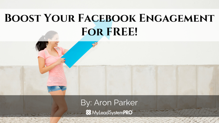 Boost Your Facebook Engagement For FREE!