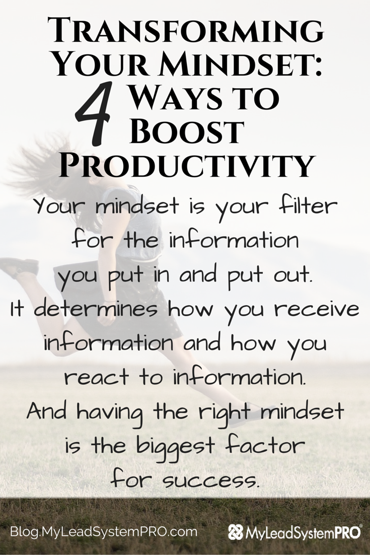 Do you want to make a positive change that leads you to productivity and self-confidence? If so, let's take a look at some common habits that hold you back and transform them into productive ones.