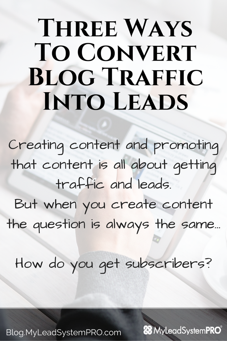 I know that you are working hard to create content, and drive traffic. These small steps will make sure you optimize your blog traffic, and turn them into leads. I have used these three strategies for years and it never fails to bring in leads for my business every day. Its all about optimization, do these and watch your list building accelerate fast.