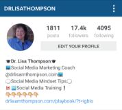 Instagram Lisa