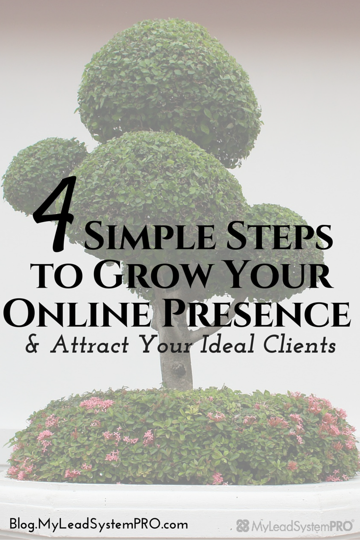 How to grow your online presence so that you can enjoy freedom!