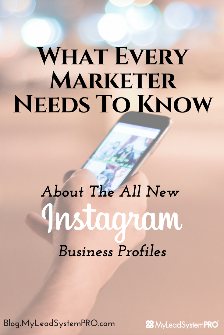 Should Switch to An Instagram Business Profile or Not? April Marie Tucker explains Instagram's newest feature...and whether or not YOU should use it, or if it's a waste of your time.
