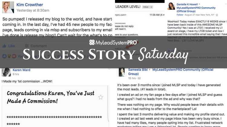 """[Success Story Saturday] """"I'm Getting Better and Better, I Got 9 New Leads in a Week."""""""