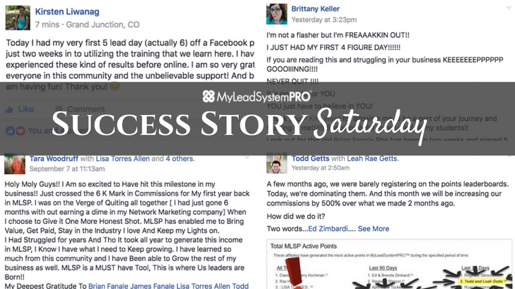 """[Success Story Saturday] """"Just Had My First 4 Figure Day!"""""""