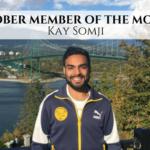 October MLSP Member Of The Month Kay Somji
