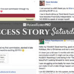 """[Success Story Saturday] """"Happy Holidays…This Is My First Commission Email! 1"""