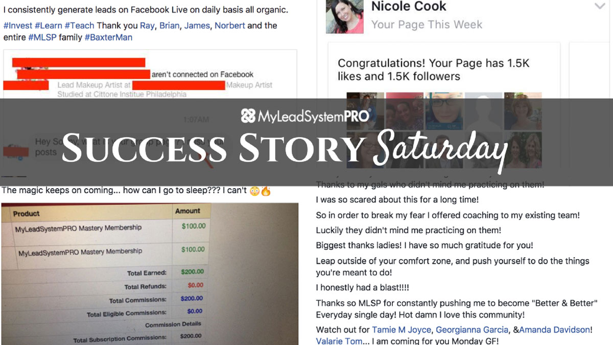 "[Success Story Saturday] ""He's Already Generated 80+ Lead In Just Over 24 Hours."""