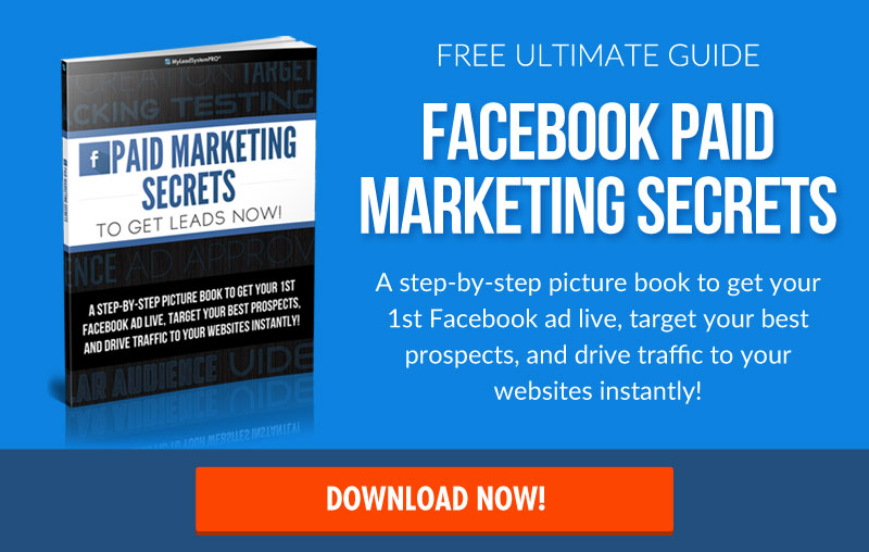 Facebook Paid Marketing Secrets