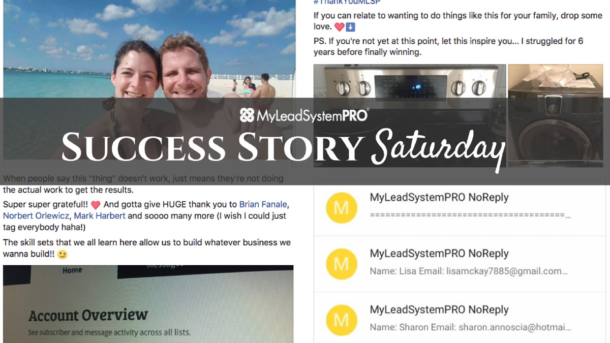 [Success Story Saturday] I Was Able to Retire from my Job Last Week — All Thanks to MLSP!