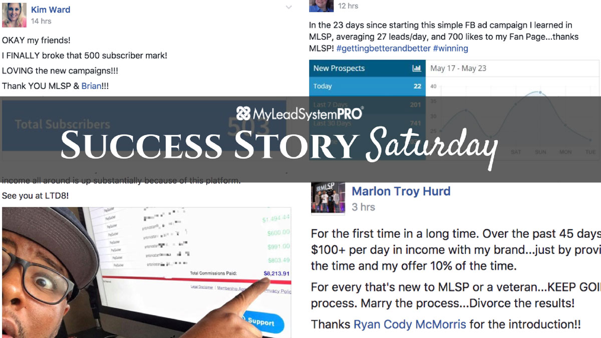 """[Success Story Saturday] """"This Is More Than Just My Business. My Kids Love What I Do and Are Proud of Me!"""""""