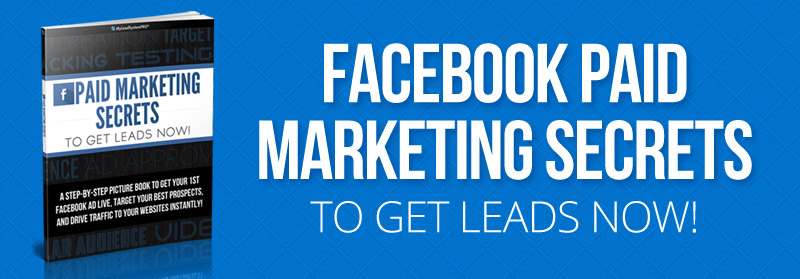 FB Paid Marketing Secrets
