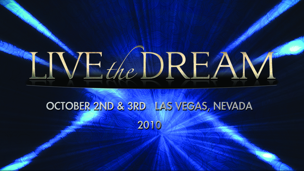 Live the Dream Logo