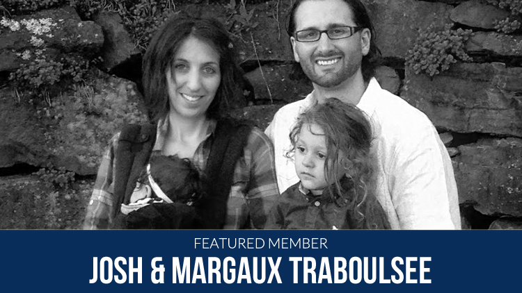Josh & Margaux Traboulsee