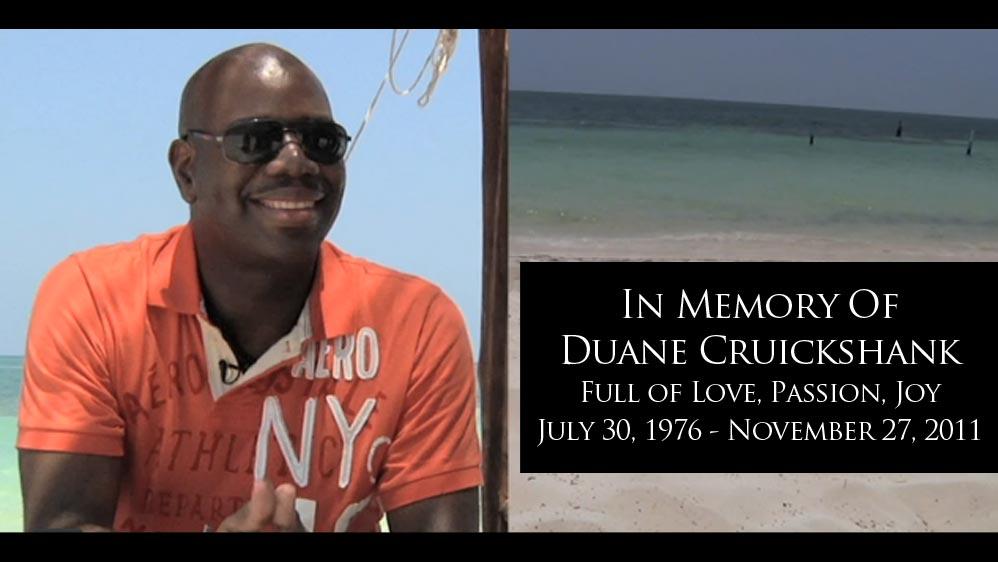 Duane Cruickshank
