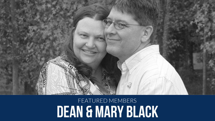 MLSP® MEMBER OF THE MONTH: MARY & DEAN R BLACK ~ JANUARY 2013