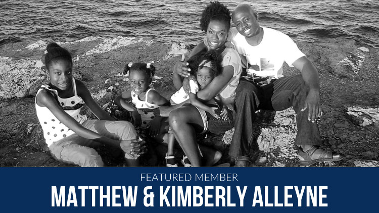 Matthew and Kimberly Alleyne