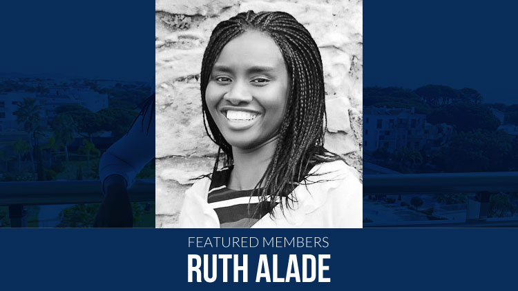 Featured Member: Ruth Alade