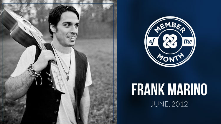 Frank Marino (Bluesman of MLM)