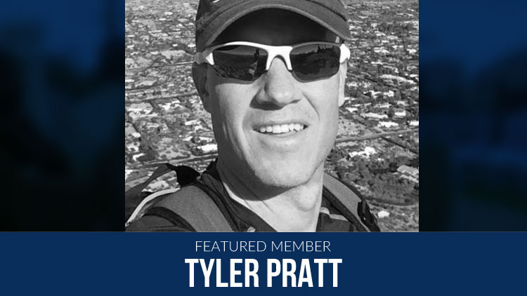 Featured Member: Tyler Pratt