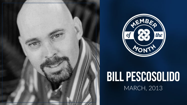 MLSP® Member of the Month: Bill Pescosolido ~ March 2013
