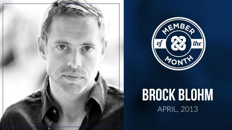 Brock Blohm