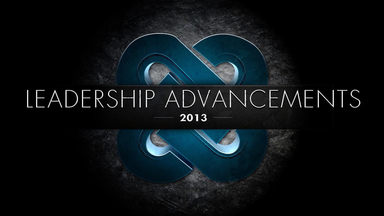 MLSP Leadership Advancements 2013