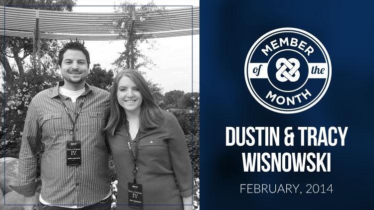 Dustin & Tracy Wisnowski