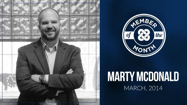Marty McDonald