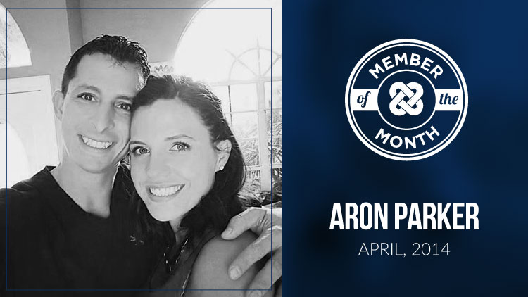Aron Parker