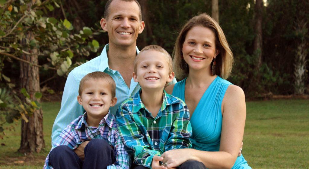 Steven Krivda & Family