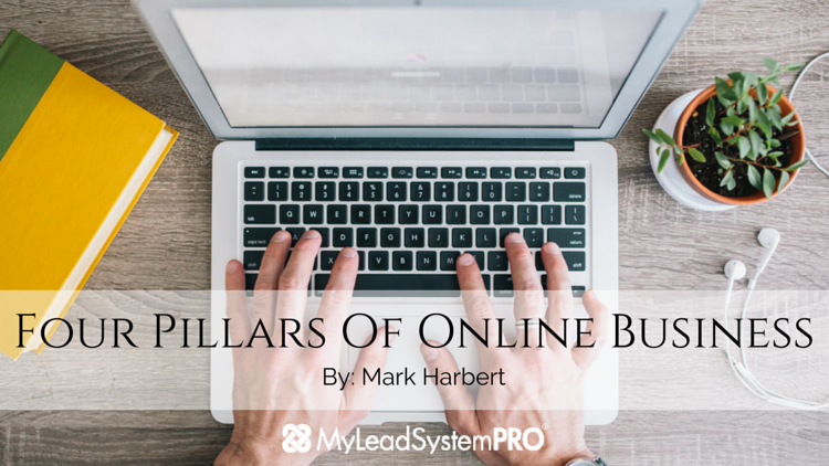 4 Pillars of Online Business