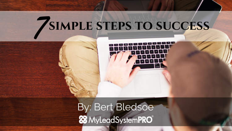 7 Simple Steps To Success