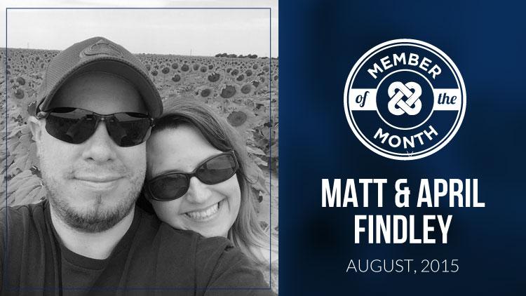 Matt & April Findley