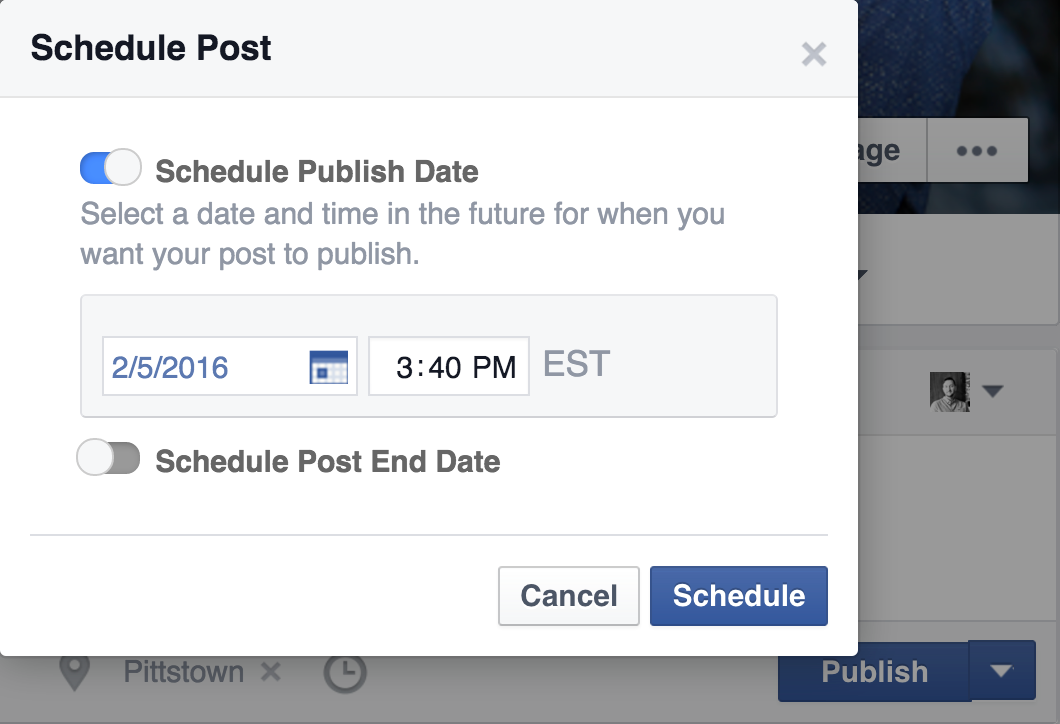 Facebook Post Scheduler 2
