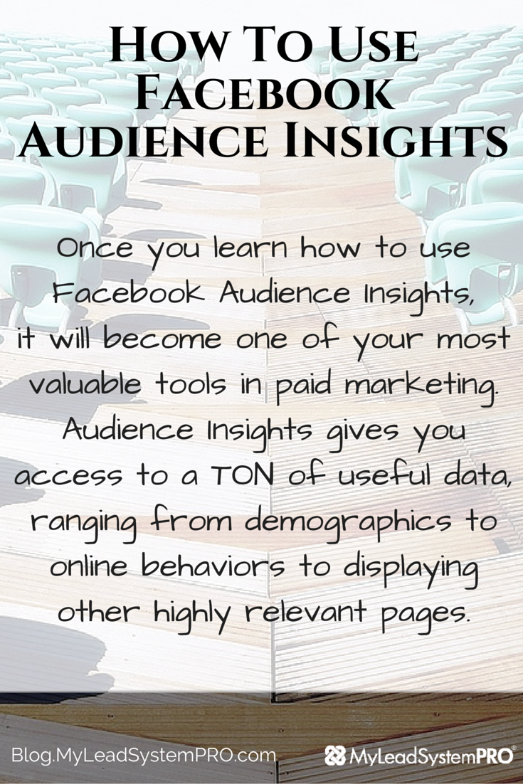 Watch the video to get an over-the-shoulder look of the five power Audience Insights features and how to use them for your business.