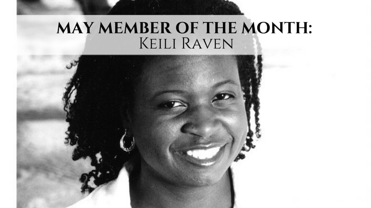 MLSP May Member Of The Month Keili Raven