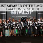 MOTM August Team Honey Badger